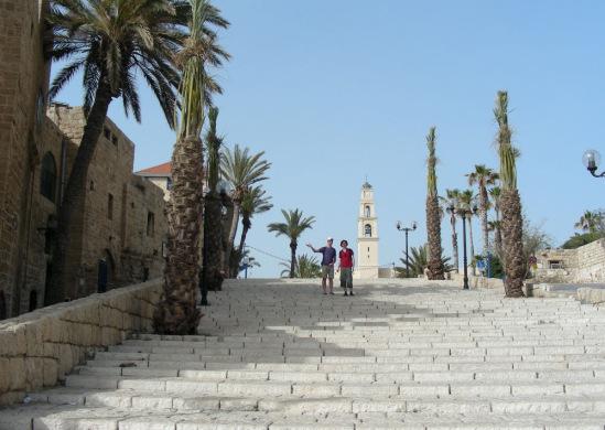 Средиземноморье: Яффо, Лидда,Тель-Авив, Naharia