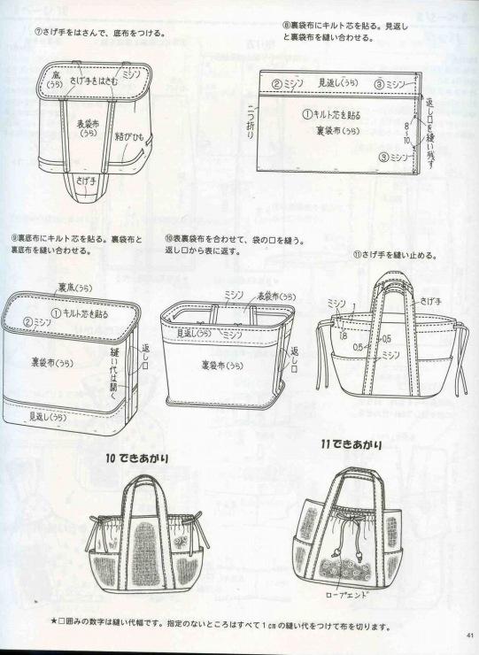 Масса идей и выкроек по шитью сумок из рукодельных... МНОГО сумок не бывает, правда? . Посмотрите и на фотографии К