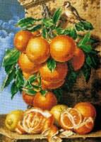 """Схема вышивки  """"Серия  """"фрукты."""