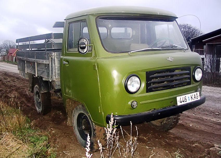 УАЗ 450Д