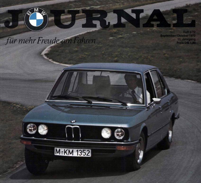 BMW e12 1972