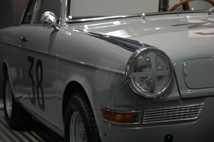 BMW 700 из коллекции Музея БМВ