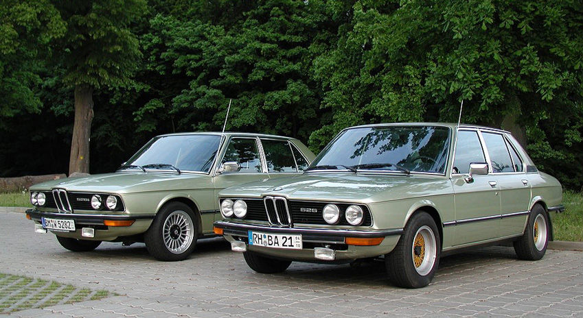 1972 BMW 520i E12 related infomation,specifications - WeiLi ...