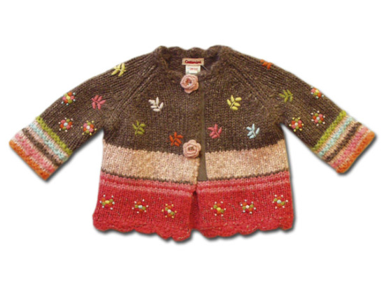 剩余的毛线还可以织很多的婴幼儿小玩意 - maomao - 我随心动