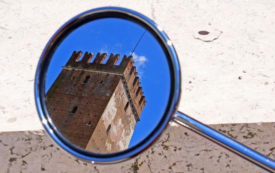 Италия, Верона. Замок Кастельвекио.