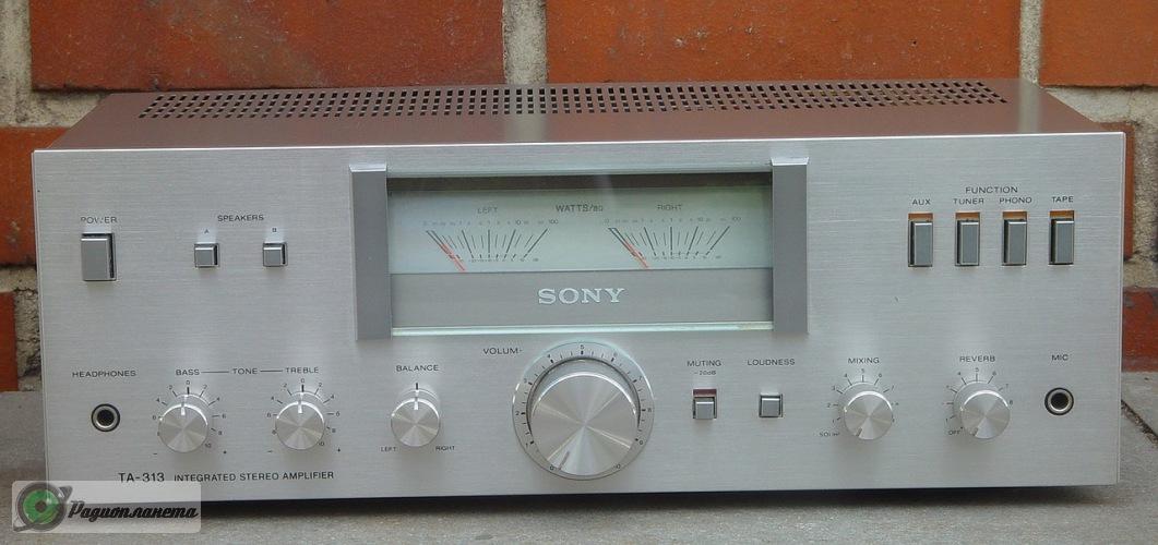 Усилитель Sony XM-GS100