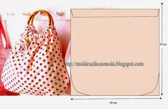 Как сшить простую сумку из ткани своими руками