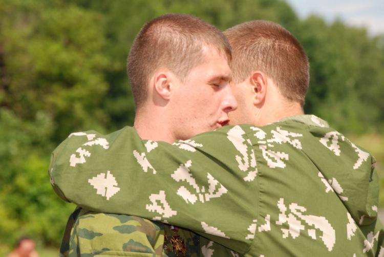 1 июля - День ветеранов боевых действий
