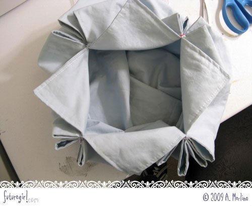 包包制作 - lsbrk - 蓝色波尔卡的相册