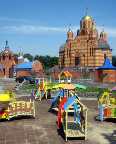 Иверский Храм в Днепропетровске